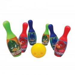 Joc de bowling Eroi in Pijama 02045