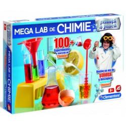 Mega Lab de Chimie Clementoni 50040