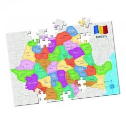 Joc Sa descoperim Romania Clementoni Agerino 50054
