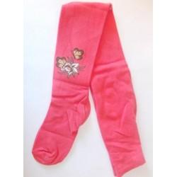 Ciorapi fete cu model 140-146 cm