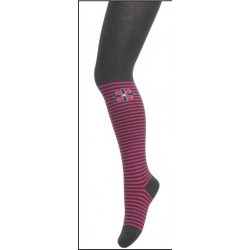 Ciorapi fete cu model 116-122 cm