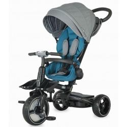 Tricicleta Coccolle Alto albastra