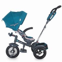 Tricicleta Coccolle Giro Plus Albastru