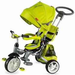 Tricicleta Coccolle Modi 6 in 1 Verde