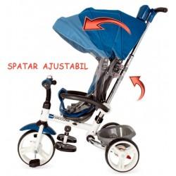 Tricicleta copii pliabila DHS Coccolle Urbio albastra