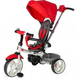 Tricicleta copii pliabila DHS Coccolle Urbio rosie