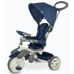 Tricicleta Coccolle Evo albastra