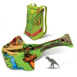 Zip Bin Dino Pack