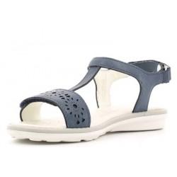Geox sandale fete din piele J62D1C