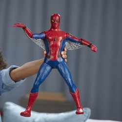 Figurina Spiderman Tech suit Hasbro B9691 cu sunete si lumini