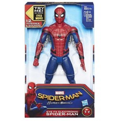 Spiderman figurina electronica B9693