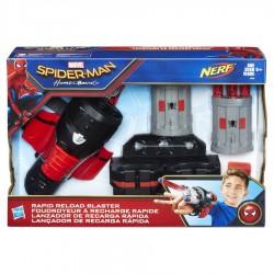 Spiderman lansator rapid blaster Hasbro B9702