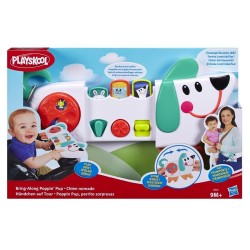 Jucarie bebe catelus Playskool Hasbro B4532