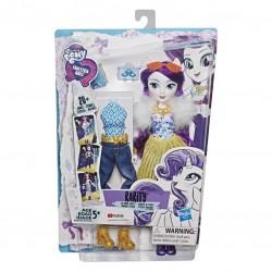 Papusa My Little Pony Equestria cu diverse tinute Hasbro E1931