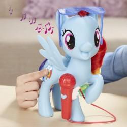 Poneiul Rainbow Dash canta cu el Hasbro E1975
