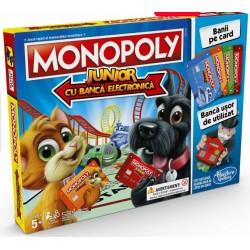 Monopoly Junior cu banca electronica Hasbro E1842