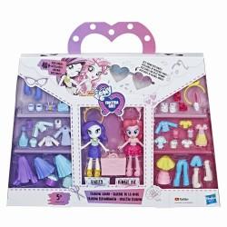 Set My Little Pony cu 2 papusi si 40 accesorii Hasbro E3130