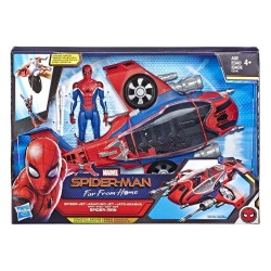 Nava cu lansator Spiderman Hasbro E3548