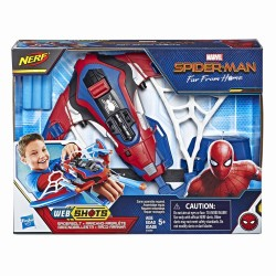 Arbaleta cu sageti Spiderman Hasbro E3559