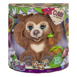 Cubby ursuletul interactiv Hasbro E4591