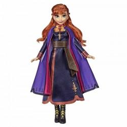Papusa Frozen II Anna muzicala Hasbro E6853