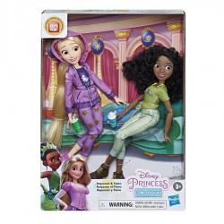 Set papusi Rapunzel si Tiana din Ralph rupe netu Hasbro E7357-2