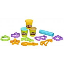 Playdoh set plastelina colorful cookies Hasbro A7656