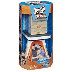 Joc Hasbro Jenga Pass E0585