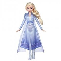 Papusa Frozen II Elsa Hasbro E6709