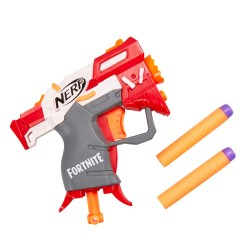 Pistol Nerf Fortnite Micro TS Hasbro E6745