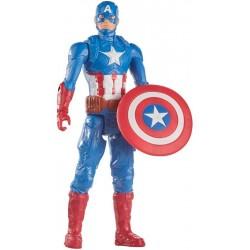 Figurina Capitanul America Avengers Titan Heroes Hasbro E7877