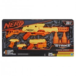 Pistol Nerf Alpha Hasbro E8444