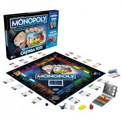 Monopoly super elctronic banking castiga tot Hasbro E8978