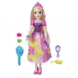 Papusa Printesa Rapunzel cu accesorii Hasbro E3048-E8112