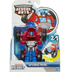 Transformers optimus prime 2 in 1