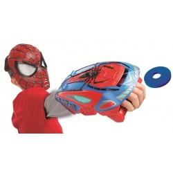 Lansator de discuri motorizat Spiderman