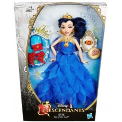 Papusa Disney Descendants Evie in tinuta de incoronare B3122