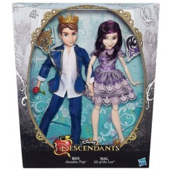 Papusi Disney Descendants Mal si Ben