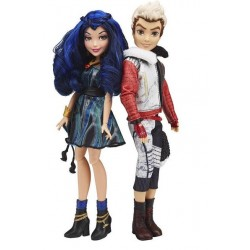 Papusi Disney Descendants Carlos si Evie