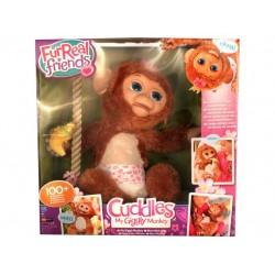 Maimuta interactiva Cuddles
