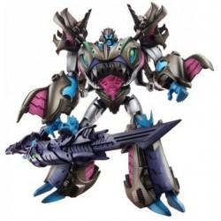 Transformers beast hunters sharkticon megatron