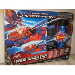 Lansator de panze de paianjen Spiderman