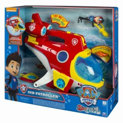 Paw Patrol Patrula Catelusilor Submarin Spin-master 6040054