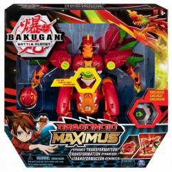 Bakugan Dragonoid Maximus cu lumini si sunete Spin-master 6051243