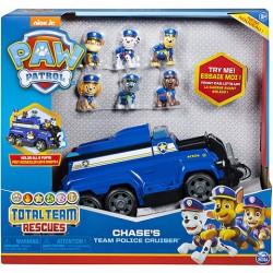 Patrula Catelusilor set de joaca Ultimate Police Cruiser Spin master 6052956