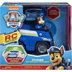 Paw Patrol masina radiocomandata a lui Chase 6054190