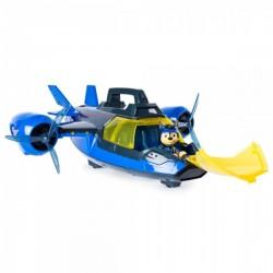 Paw Patrol aeronava lui Chase cu sunete si lumini Spinmaster 6038328