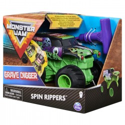 Monster Jam Grave Digger Spin-master 6044990-20126248