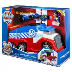 Paw Patrol set camion pitstop Patrula Catelusilor Spin-master 6054505