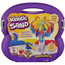 Kinetic sand set fantana de nisip Spin-master 6055859